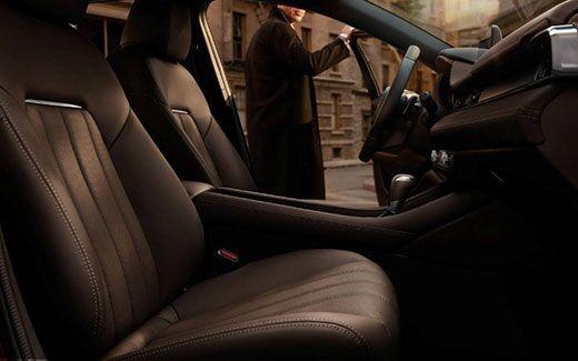 2018 Mazda6 Human Centric design