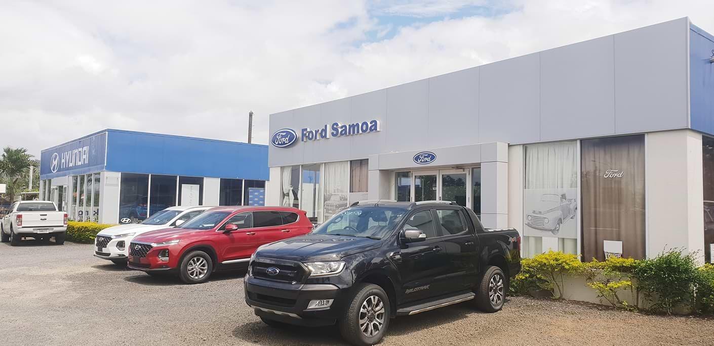 About Ford Hyundai Samoa