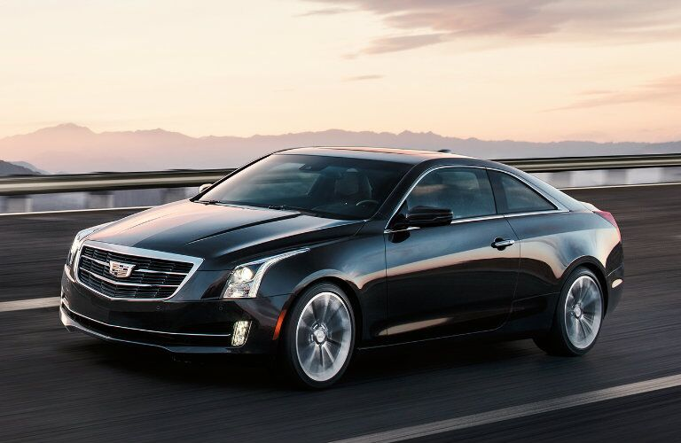 2016 Cadillac ATS Front Grille