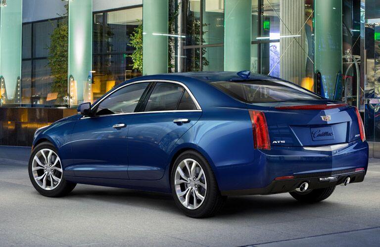 2016 Cadillac ATS Taillights