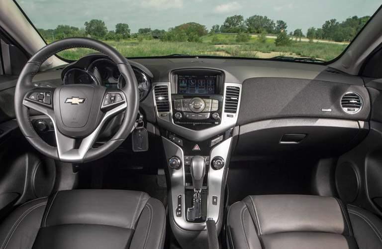 Used Chevrolet Cruze dashboard