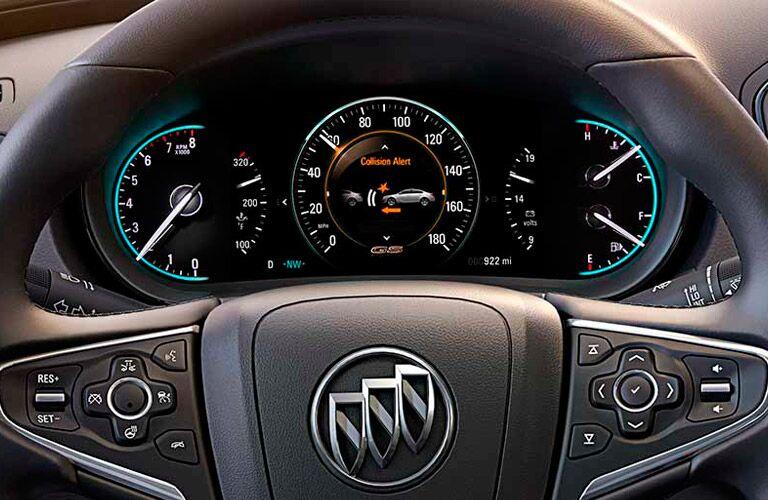 2016 Buick Regal Dashboard Warning Lights