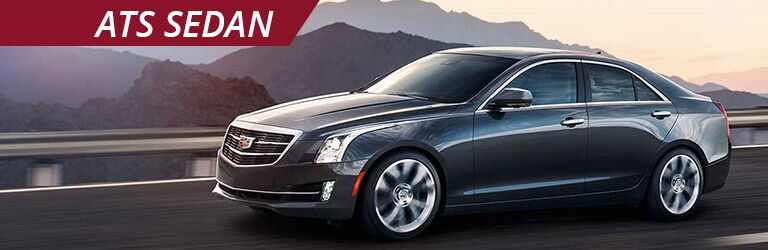 2016 Cadillac ATS Sedan Kenosha WI