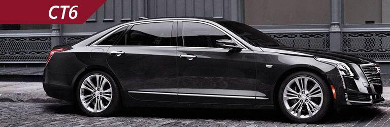 2016 Cadillac CT6 Sedan kenosha WI