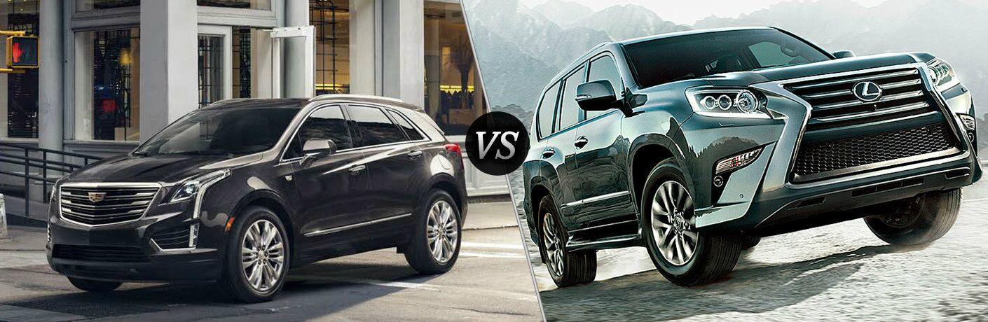 2017 Cadillac XT5 vs 2016 Lexus GX