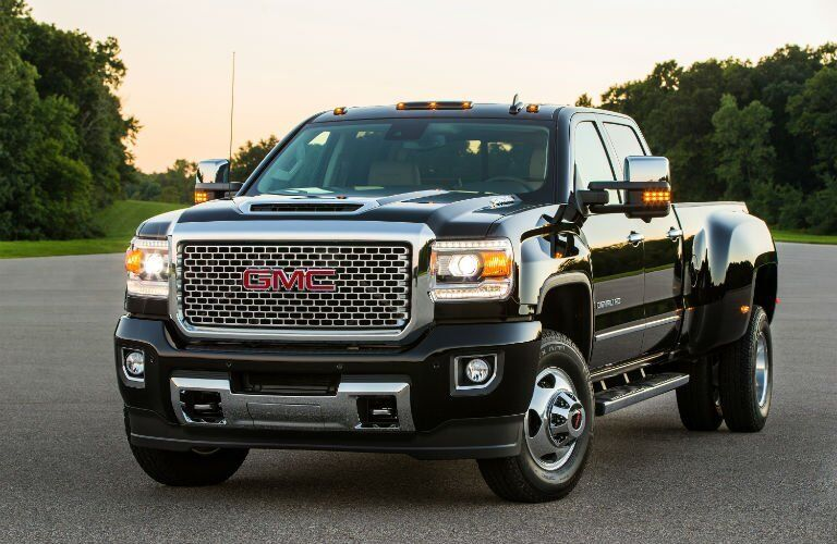 2017 GMC Sierra 3500 Chrome Trim