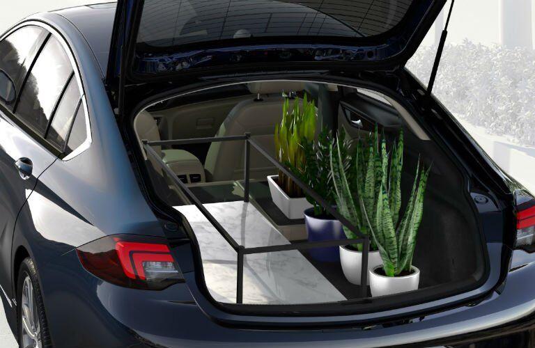 2018 Buick Regal Sportback Cargo Space