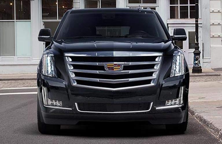 front view of 2018 Cadillac Escalade