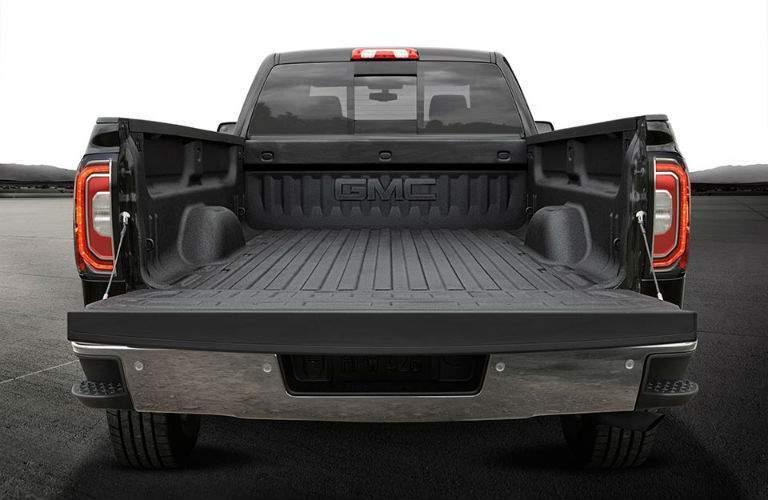 truck bed of 2018 GMC Sierra 1500