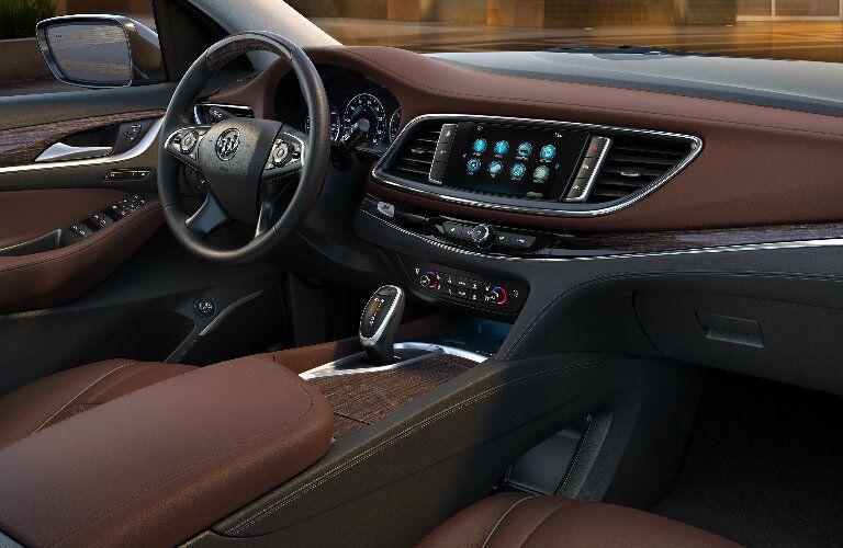 2018 Buick Enclave Avenir Interior Color options