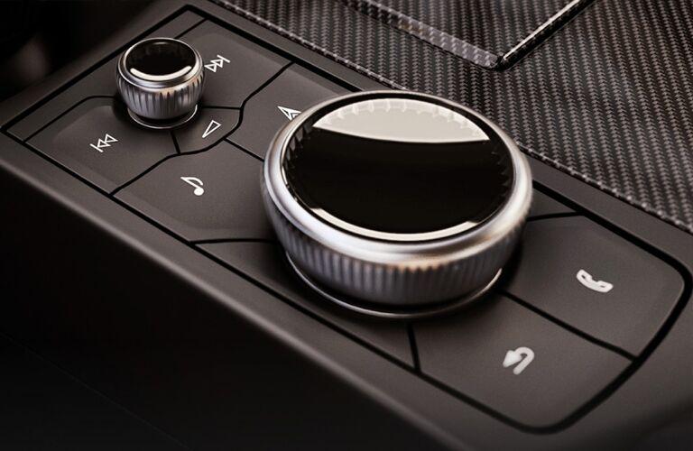 commander control knob in 2019 Cadillac CT6