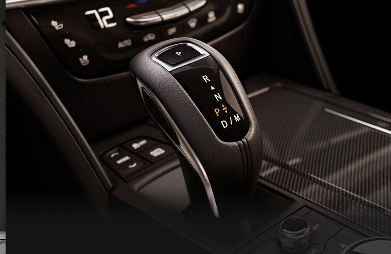 shift knob in 2019 Cadillac CT6