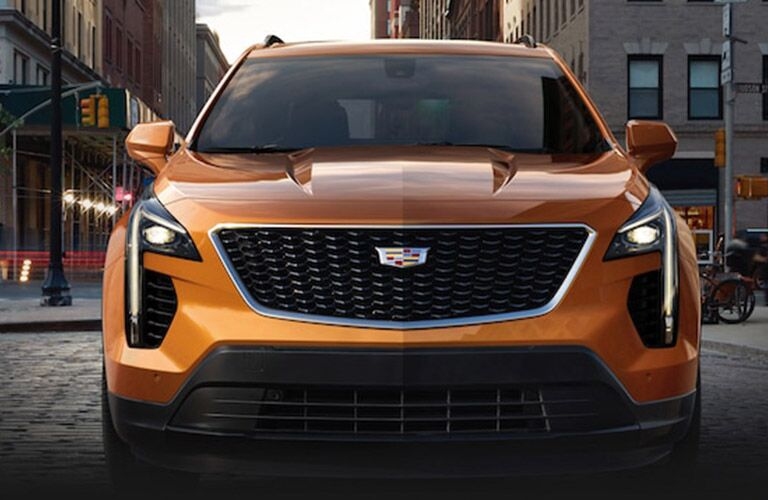 front view of 2019 Cadillac XT4