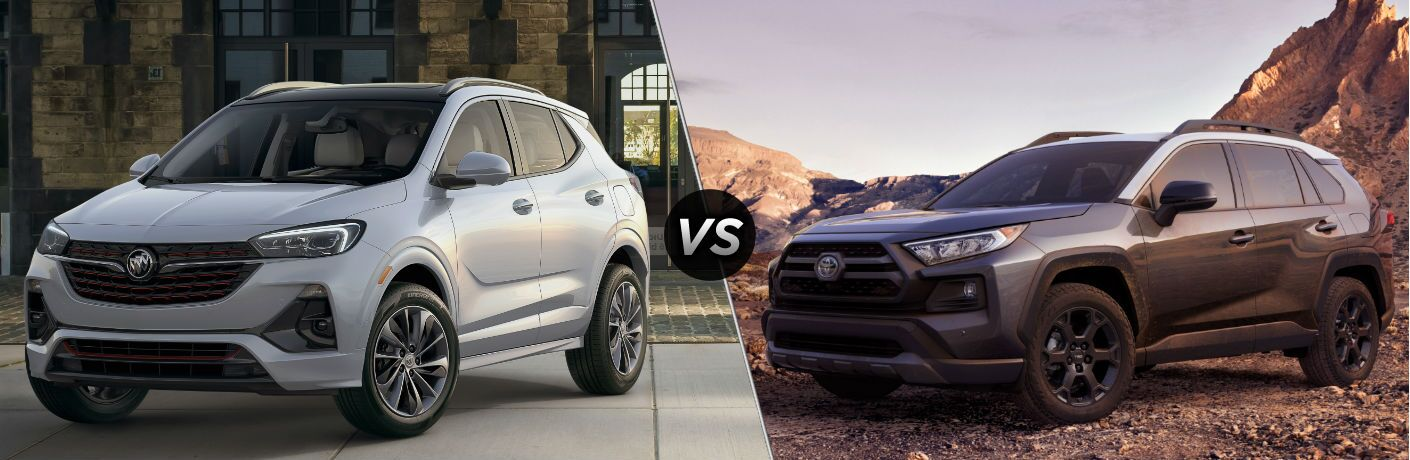 2020 Buick Encore GX vs 2020 Toyota RAV4