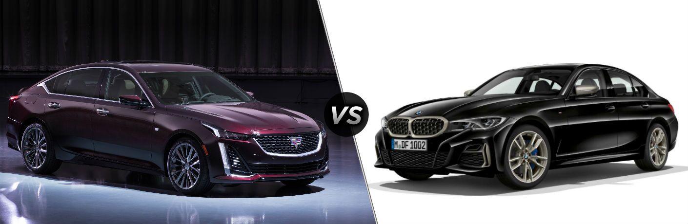 2020 Cadillac CT5 vs 2020 BMW M340i