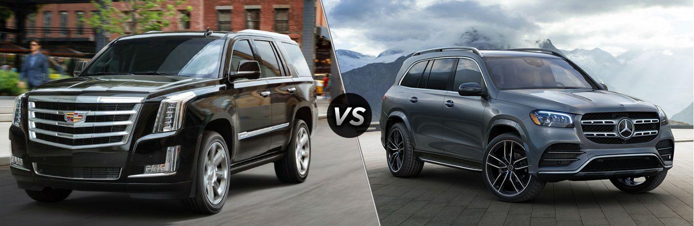 2020 Cadillac Escalade vs 2020 Mercedes-Benz GLS