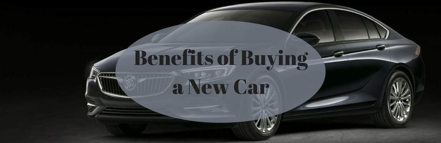 Benefits of Buying a new car Kenosha WI