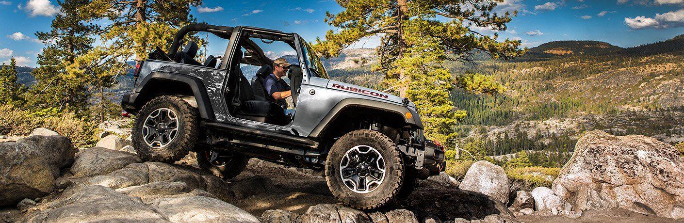 2017 Jeep Wrangler Racine WI