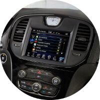 2017 Chrysler 300 UConnect Infotainment Features