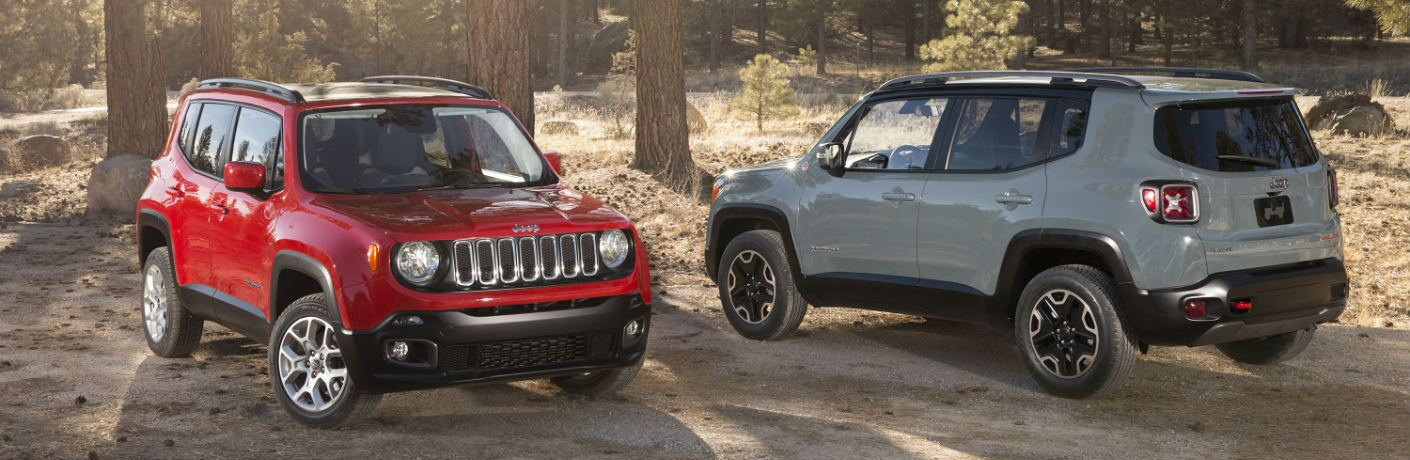 2017 Jeep Renegade Racine WI