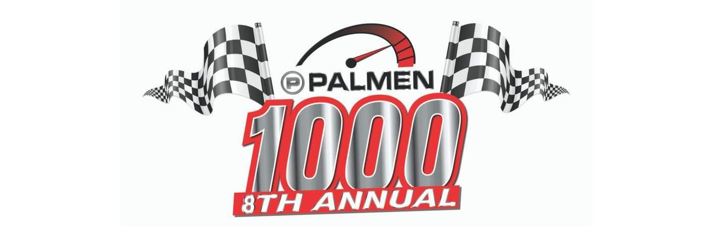 8th annual Palmen 1000 sales event Racine WI