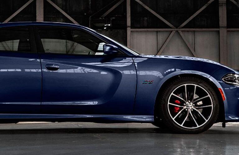 2017 Dodge Charger Wheel Rim Options