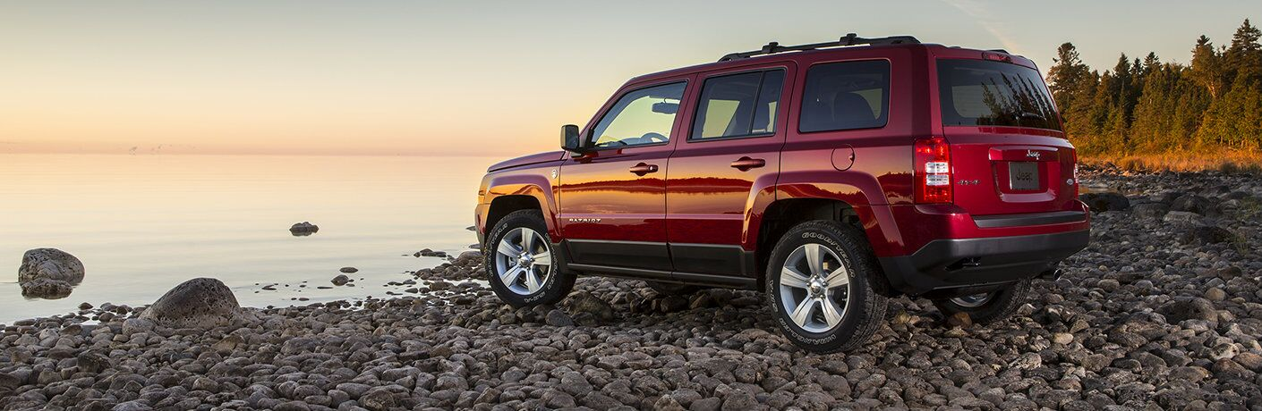 2017 Jeep Patriot Kenosha WI