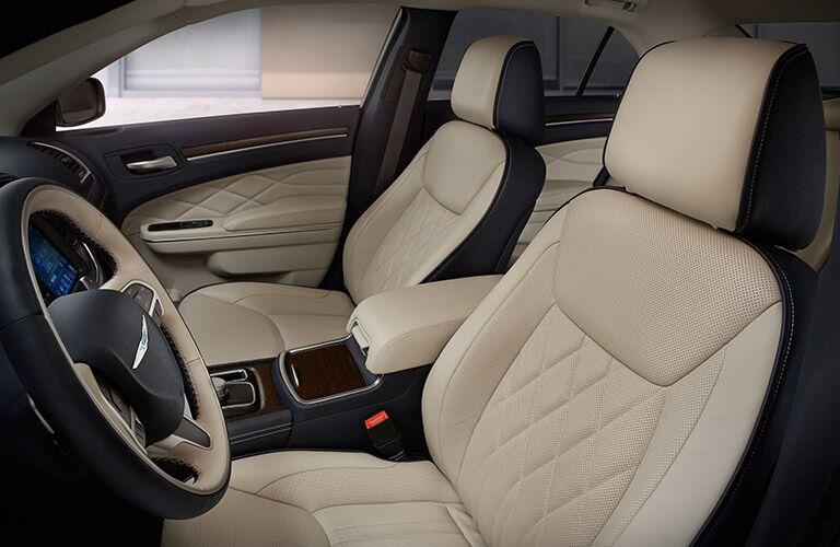 2017 Chrysler 300 Two Tone Interior