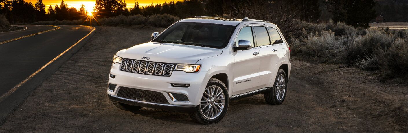 2017 Jeep Grand Cherokee Kenosha WI