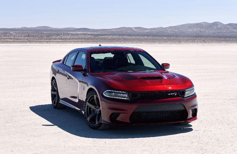 front view of 2019 Dodge Charger parked