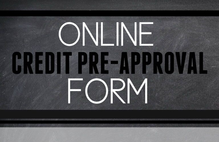 Online Credit Approval form Milwaukee WI
