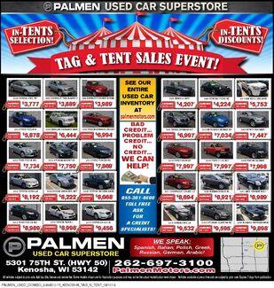 Tag & Tent Sales Event
