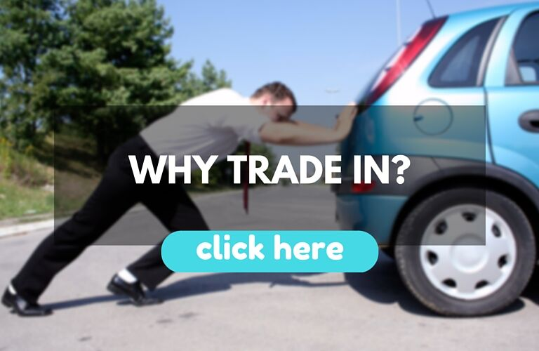 why trade in your car in Kenosha WI