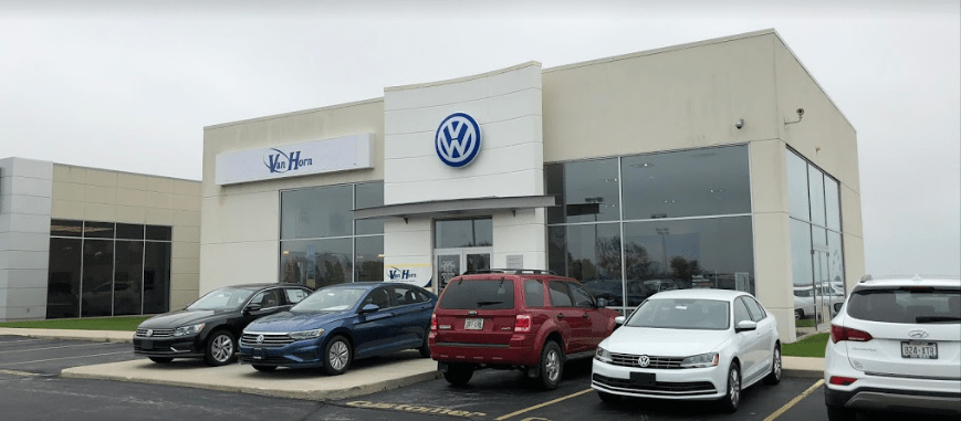 Van Horn VW Finance Department