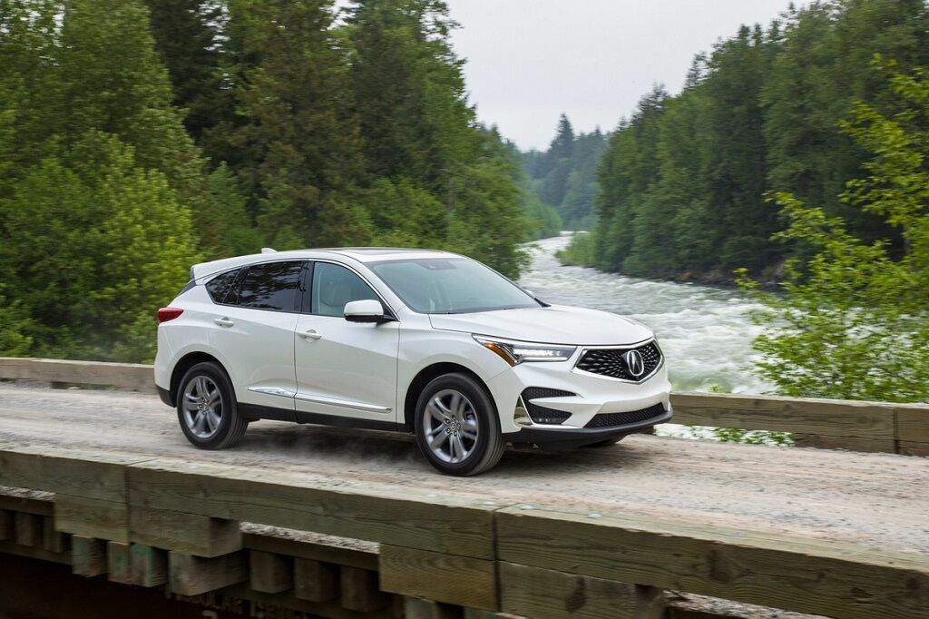 2019 Acura RDX For Sale Near Valencia