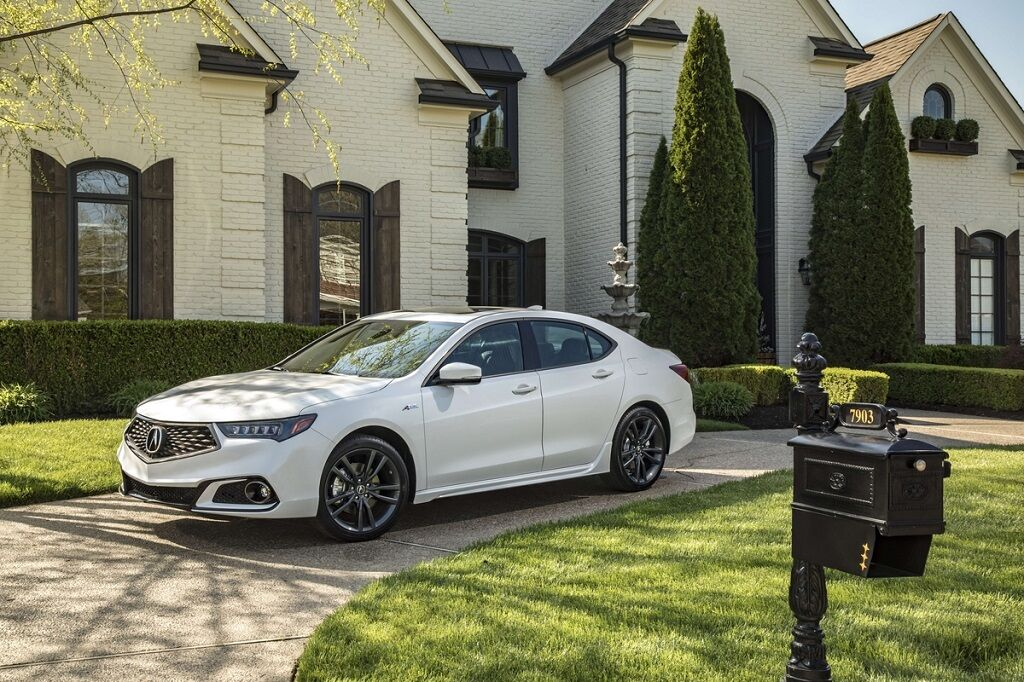 2019 Acura TLX For Sale Near Valencia