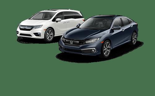 New Honda Specials