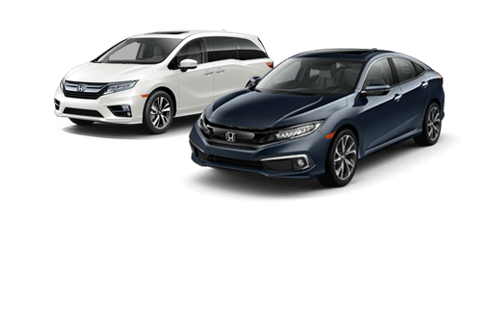 Honda View All