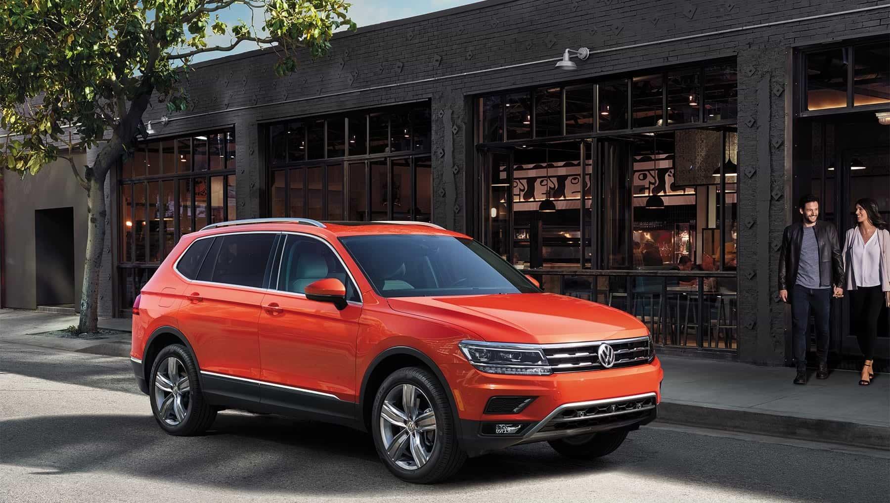 2018 Volkswagen Tiguan in Chattanooga, TN