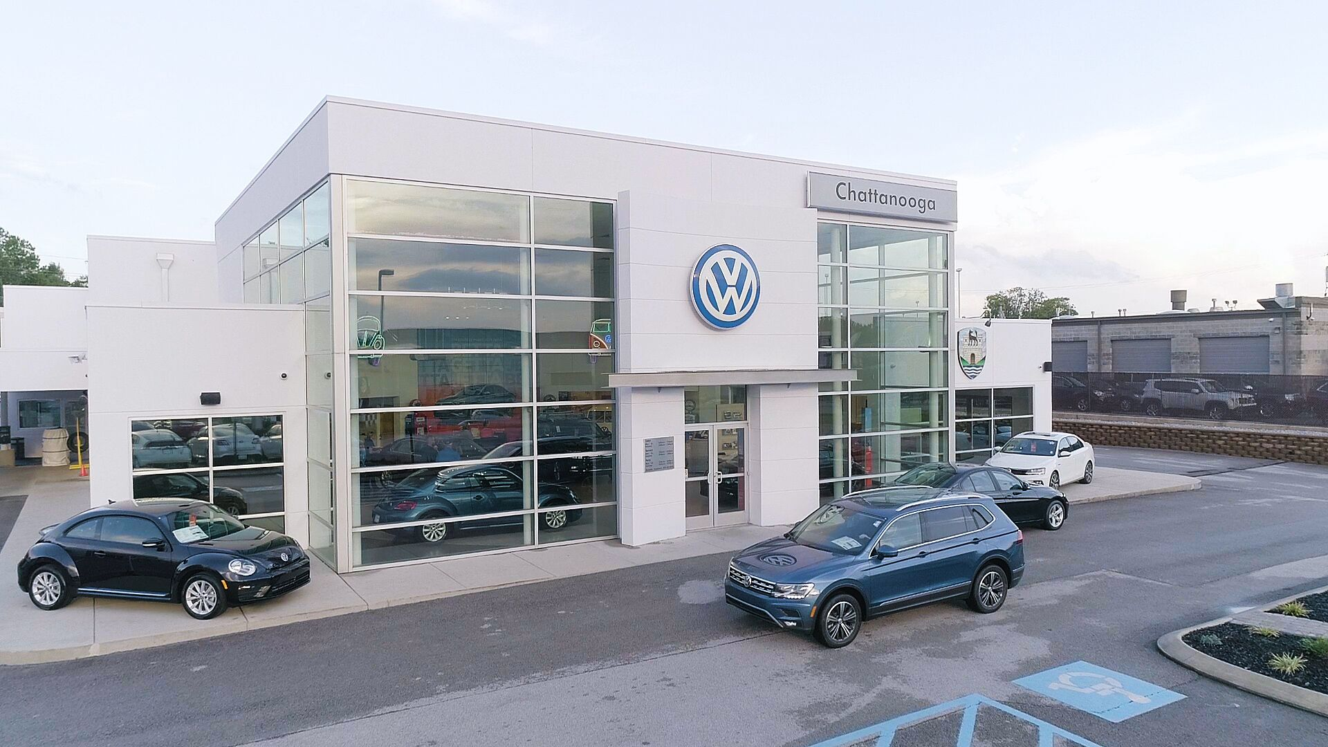 About Village Volkswagen Of Chattanooga A Chattanooga Tn