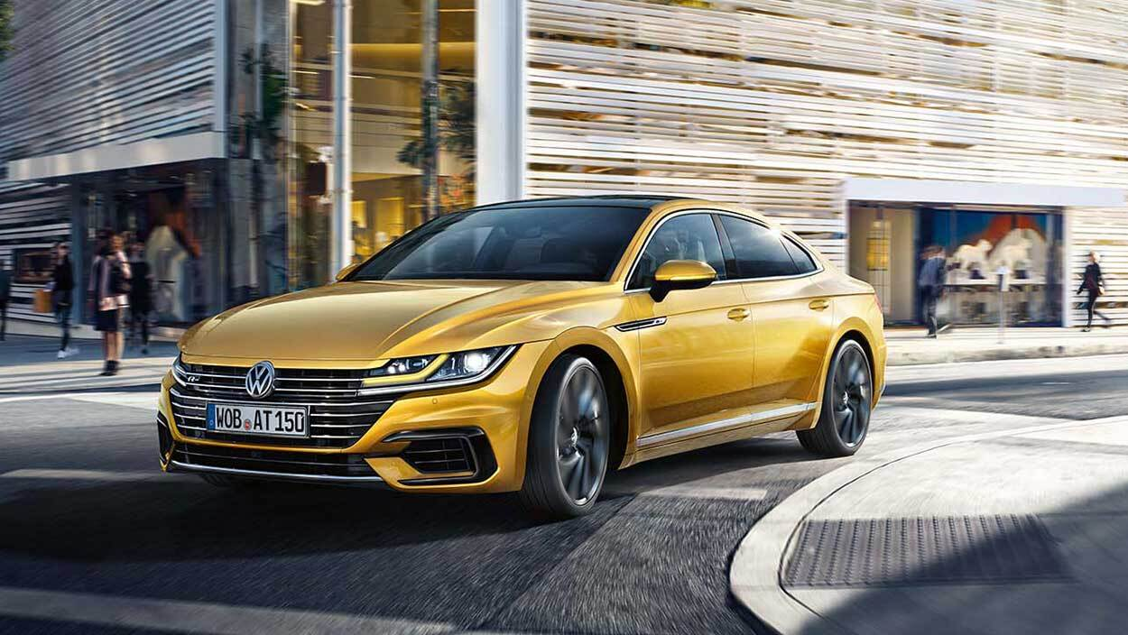 2019 Volkswagen Arteon is Aerodynamic, with extra dynamic