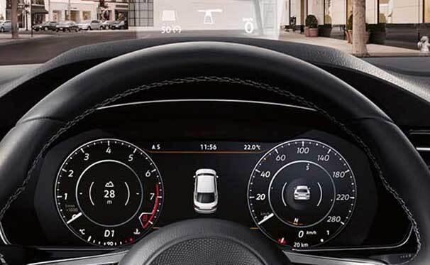 2019 Volkswagen Arteon's Digital Cockpit