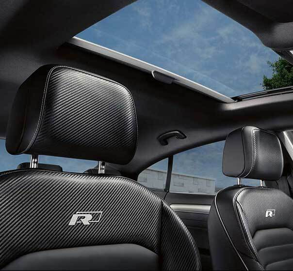 2019 Volkswagen Arteon's Panoramic Sunroof