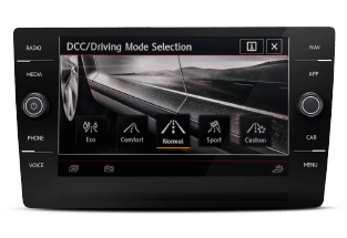 Driving Mode Selection