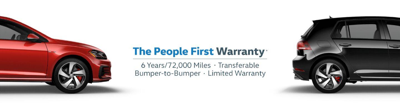 America's Best Bumper-to-Bumper Limited Warranty.** Period.