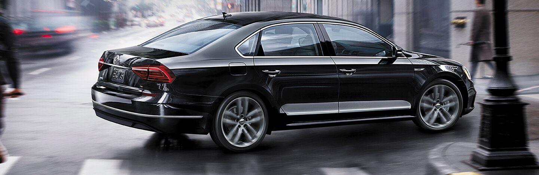 2019 Volkswagen Passat Design