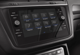 8 touchscreen navigation system