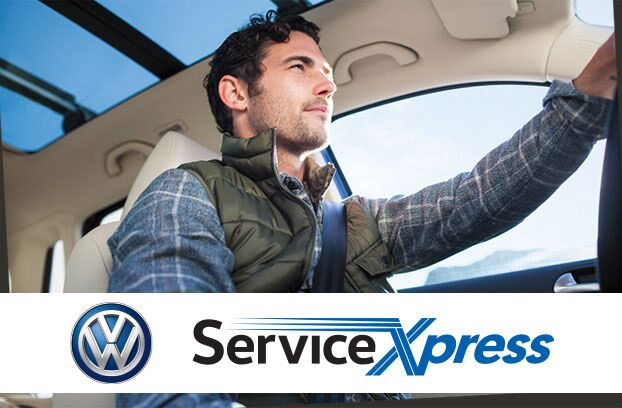 Volkswagen Service Xpress near Chattanooga