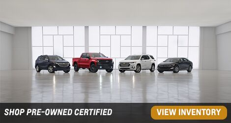 certified vehicles