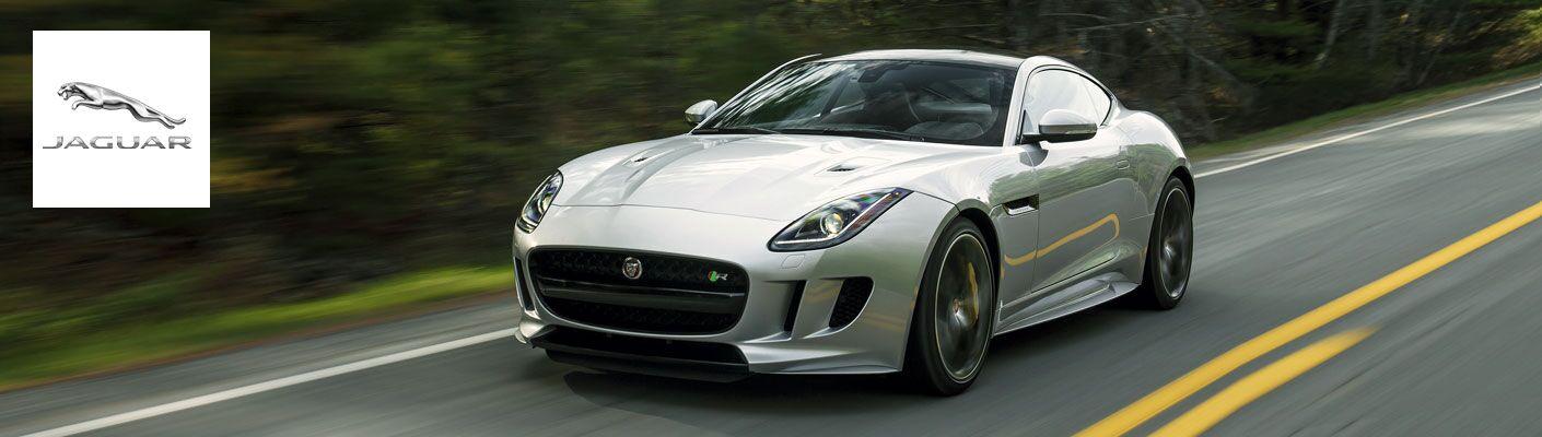 New Jaguar at Jaguar Raleigh